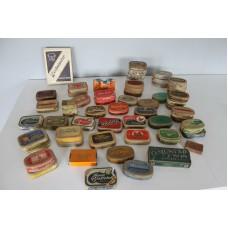 Tobakk boks av papp
