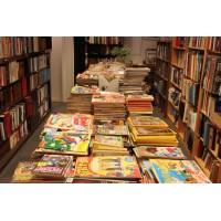 Bøker/Tegneserieblader
